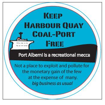 Anti Coal Graphic