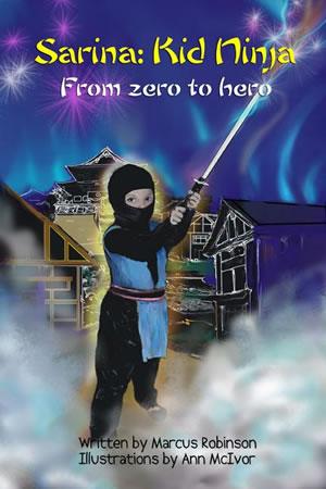 Sarina: Kid Ninja